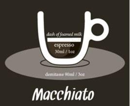 café manchado