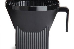 porta filtro de café moccamaster kbg 741