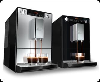 Cafetera Melitta Caffeo Solo