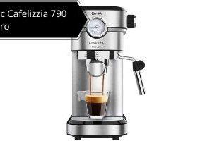 Cecotec Cafelizzia 790 Steel pro