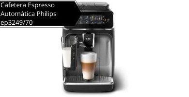 Cafetera Espresso Automática Philips ep3249/70