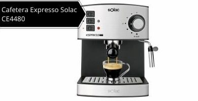 Cafetera Solac ce4480
