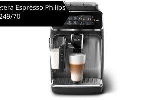 Cafetera Espresso Automática Philips ep3249-70 destacada