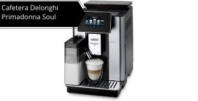 delonghi primadonna soul