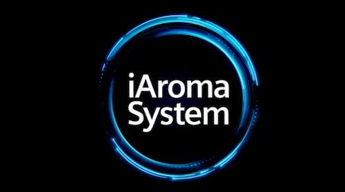 tecnologia iaroma system