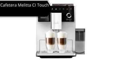 Cafetera Melitta CI Touch