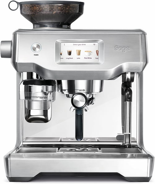 mejor cafetera profesional para casa