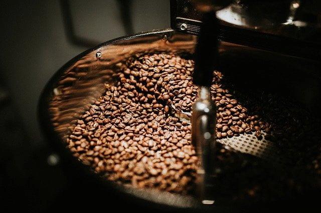 lavado natural del grano de café